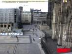 Archived image Webcam Cologne: Place Roncalli 06:00
