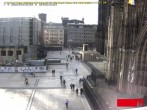 Archived image Webcam Cologne: Place Roncalli 10:00