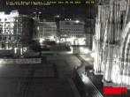 Archiv Foto Webcam Roncalliplatz neben dem Kölner Dom 20:00