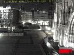 Archiv Foto Webcam Roncalliplatz neben dem Kölner Dom 22:00