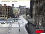 Archiv Foto Webcam Roncalliplatz neben dem Kölner Dom 02:00