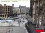 Archiv Foto Webcam Roncalliplatz neben dem Kölner Dom 06:00