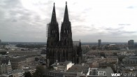Archived image Webcam Cologne Cathedral 06:00