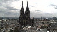 Archived image Webcam Cologne Cathedral 08:00