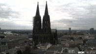Archived image Webcam Cologne Cathedral 10:00