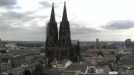 Archived image Webcam Cologne Cathedral 12:00