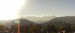 Archived image Webcam Garmisch townhall 04:00