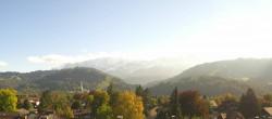 Archived image Webcam Garmisch townhall 08:00