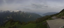Archived image Webcam Panorama Schynige Platte 02:00