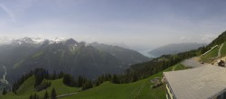 Archived image Webcam Panorama Schynige Platte 08:00