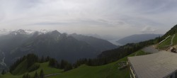 Archived image Webcam Panorama Schynige Platte 10:00