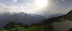 Archived image Webcam Panorama Schynige Platte 12:00