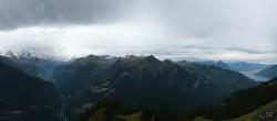 Archiv Foto Webcam Blick auf Eiger, Mönch & Jungfrau 06:00