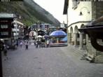 Archiv Foto Webcam Gemeindehaus Zermatt 12:00