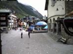 Archived image Webcam Zermatt Village 02:00