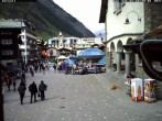 Archived image Webcam Zermatt Village 10:00