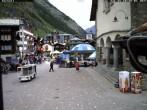 Archived image Webcam Zermatt Village 12:00