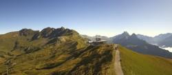 Archived image Webcam Roundshot Meiringen Hasliberg Alpen Tower 04:00