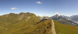Archived image Webcam Roundshot Meiringen Hasliberg Alpen Tower 06:00