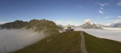 Archived image Webcam Roundshot Meiringen Hasliberg Alpen Tower 10:00