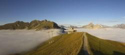Archived image Webcam Roundshot Meiringen Hasliberg Alpen Tower 12:00