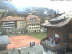 Archived image Webcam Wengen 08:00