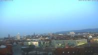 Archived image Webcam Center of Kassel, Hesse 00:00