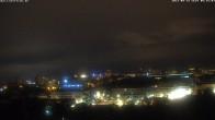 Archiv Foto Webcam Blick über Kassel 22:00