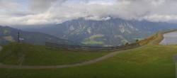 Archived image Webcam Wildenkarkogel (Saalbach) 10:00