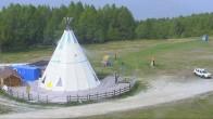 Archived image Webcam Veysonnaz: Mayens de l'Ours - Top Station 10:00