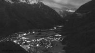 Archived image Webcam Umhausen in Ötztal valley 00:00