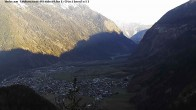 Archived image Webcam Umhausen in Ötztal valley 02:00