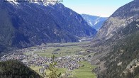 Archived image Webcam Umhausen in Ötztal valley 08:00