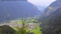 Archived image Webcam Umhausen in Ötztal valley 04:00