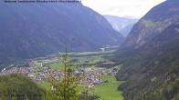 Archived image Webcam Umhausen in Ötztal valley 06:00
