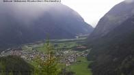 Archived image Webcam Umhausen in Ötztal valley 10:00