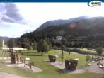 Archiv Foto Webcam Achensee - Badestrand in Achenkirch 08:00