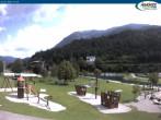 Archiv Foto Webcam Achensee - Badestrand in Achenkirch 10:00