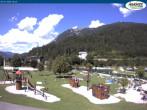 Archiv Foto Webcam Achensee - Badestrand in Achenkirch 15:00