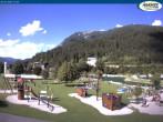 Archiv Foto Webcam Achensee - Badestrand in Achenkirch 16:00