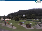Archiv Foto Webcam Achensee - Badestrand in Achenkirch 07:00