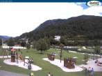 Archiv Foto Webcam Achensee - Badestrand in Achenkirch 13:00