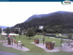 Archiv Foto Webcam Achensee - Badestrand in Achenkirch 17:00