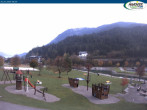 Archiv Foto Webcam Achensee - Badestrand in Achenkirch 07:00