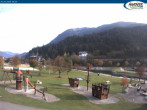 Archiv Foto Webcam Achensee - Badestrand in Achenkirch 08:00