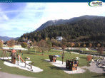 Archiv Foto Webcam Achensee - Badestrand in Achenkirch 09:00