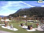 Archiv Foto Webcam Achensee - Badestrand in Achenkirch 10:00