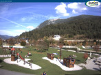 Archiv Foto Webcam Achensee - Badestrand in Achenkirch 14:00