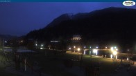 Archiv Foto Webcam Achensee - Badestrand in Achenkirch 05:00