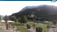 Archiv Foto Webcam Achensee - Badestrand in Achenkirch 02:00